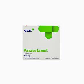 Yza-Paracetamol-300Mg-3-Sups-imagen