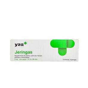 Yza-Jeringa-Plasti-Est-21Gx32Mm-3Ml-imagen