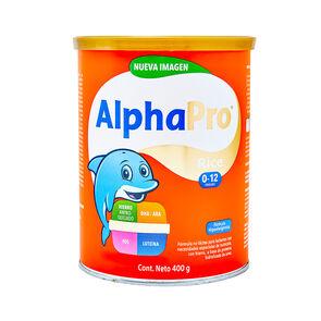 Alphapro-Rice-0-12-Meses-400G-imagen
