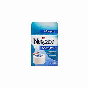 Nexcare-Micropore-Blanco-2.50Cmx5M-imagen