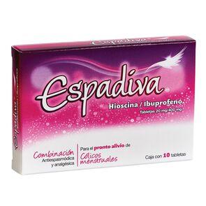 Espadiva-20Mg/400Mg-10-Tabs-imagen