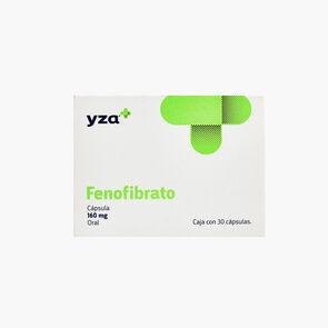 Yza-Fenofibrato-160Mg-30-Caps-imagen