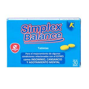 Simplex-30-Tabs-imagen
