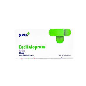 Yza-Escitalopram-10Mg-28-Tabs-imagen