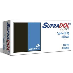 Supradol-Sublingual-30Mg-4-Tabs-imagen