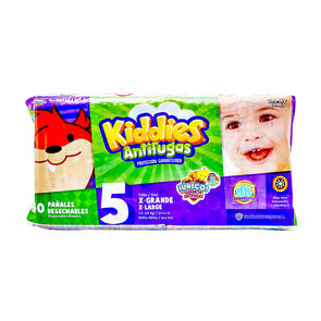 Kiddies-Et-5-Pañal-40-Pzas-imagen