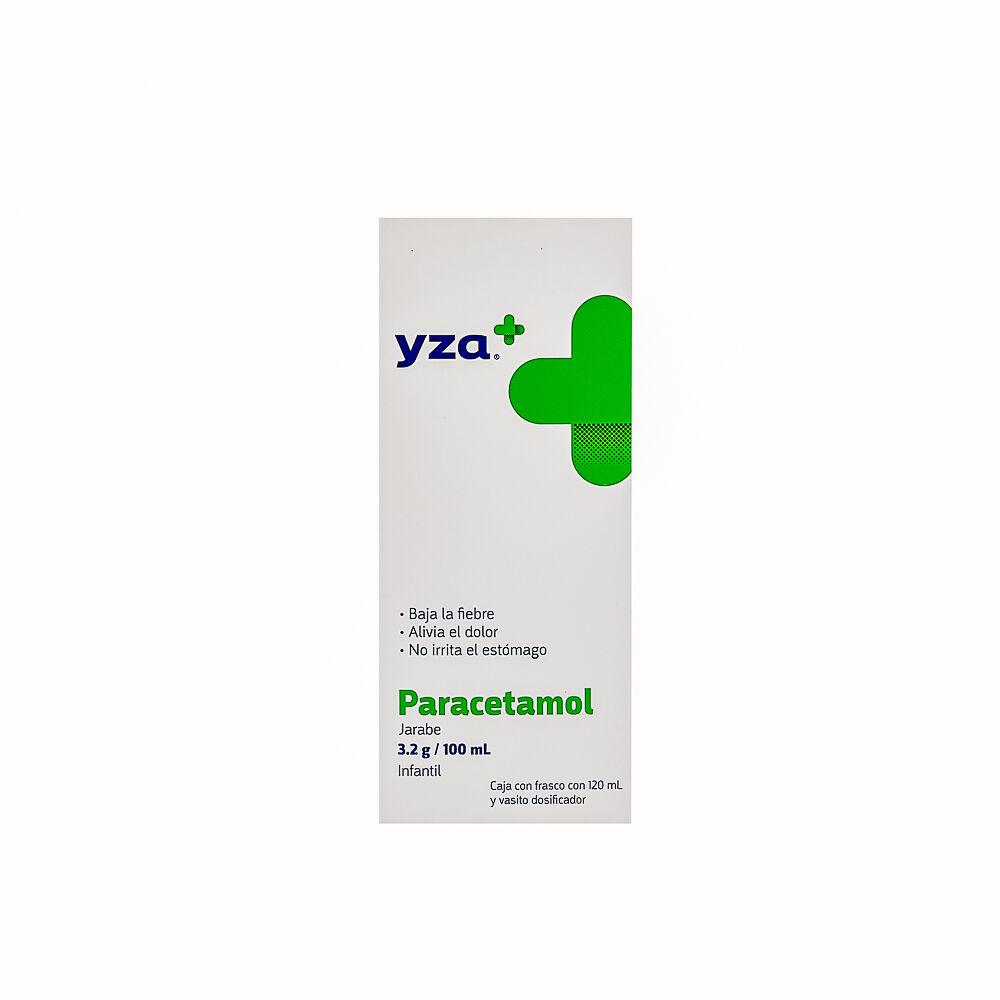 Yza-Paracetamol-Jarabe-3.2Mg/100Ml-120Ml-imagen