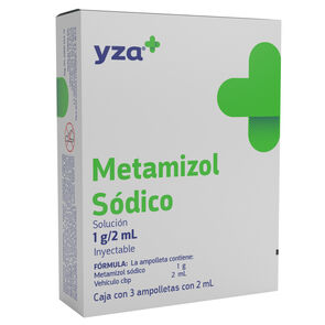Yza-Metamizol-Solución-Inye-1G/2Ml-3-Amp-imagen