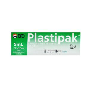 Bd-Plastipak-21Gx32Mm-5-Jga-X-5Ml-imagen