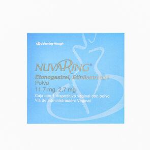 Nuvaring-Dispositivo-Vagin-11.7Mg/2.7Mg-imagen