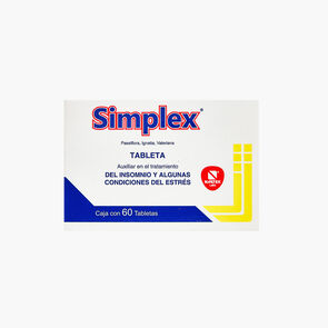 Simplex-60-Tabs-imagen