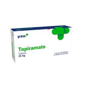 Yza-Topiramato-25Mg-20-Tabs-imagen