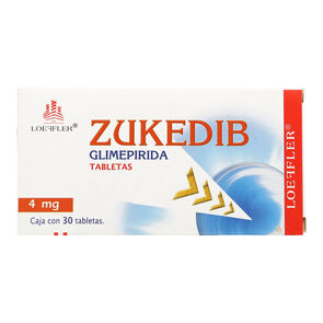 Zukedib-Glimepririda-4Mg-30-Tabs-imagen