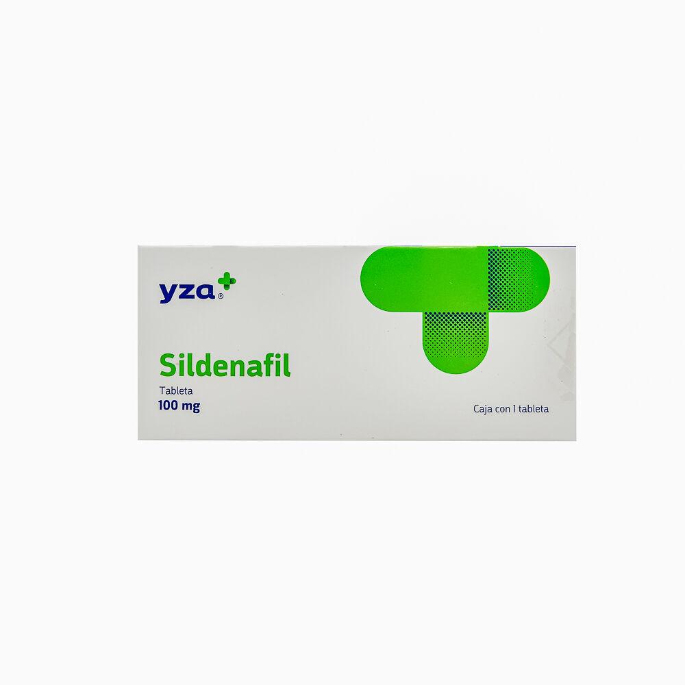 Yza-Sildenafil-100Mg-1-Tab-imagen