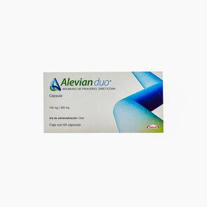 Alevian-Duo-100Mg/300Mg-64-Caps-imagen