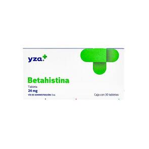 Yza-Betahistina-24Mg-30-Tabs-imagen