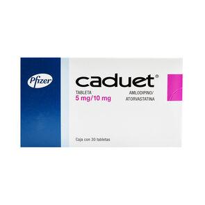 Caduet-5Mg/10Mg-30-Tabs-imagen