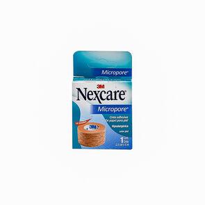 Nexcare-Micropore-Piel-2.50Cmx5M-imagen