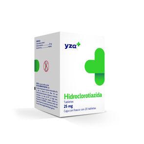 Yza-Hidroclorotiazida-25Mg-20-Tabs-imagen