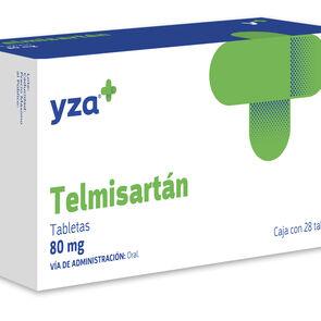 Yza-Telmisartan-80Mg-28-Tabs-imagen